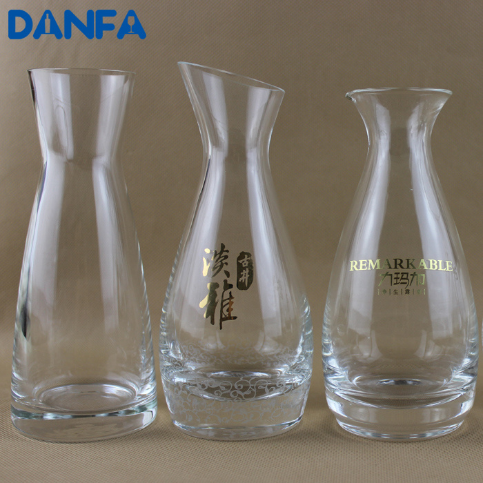 Premium Decanter Set (Hand Blown)
