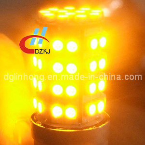 Dual Color 3157 LED 60SMD Car Turning Running Light