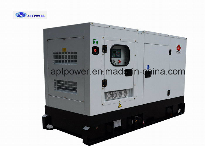 30kVA Prime Diesel Generator Soundproof Enclosed Type