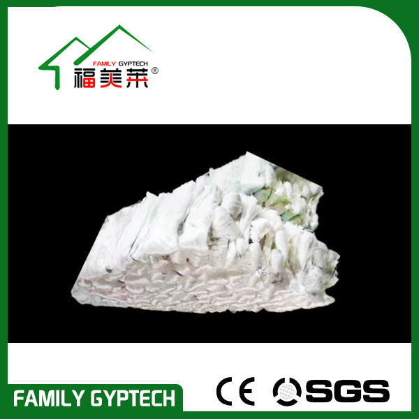 Non-Alkali Glassfiber for Making Gypsum Cornice