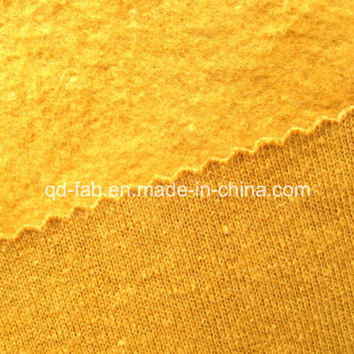 Hemp/Organic Cotton Dyed Brushed Fleece (QF13-0405)