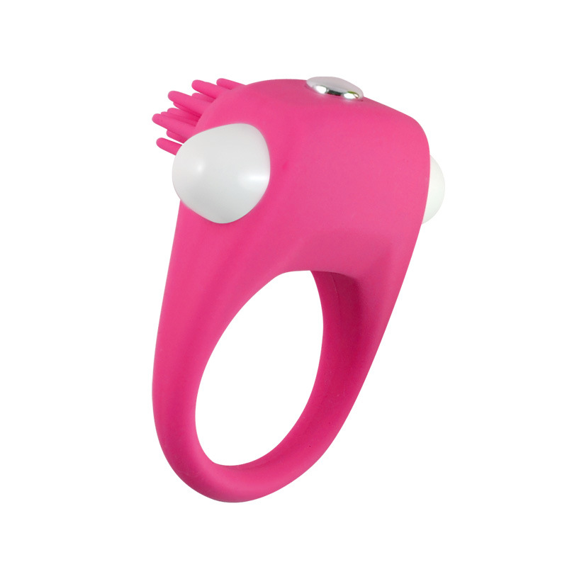 Body Application Adult Sex Toy Vibrating Penis Ring for Men