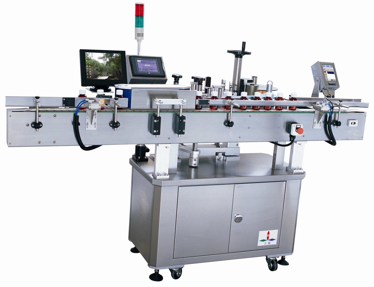 Santuo Intelligent Wrap Around Labeling Machine/Labeler