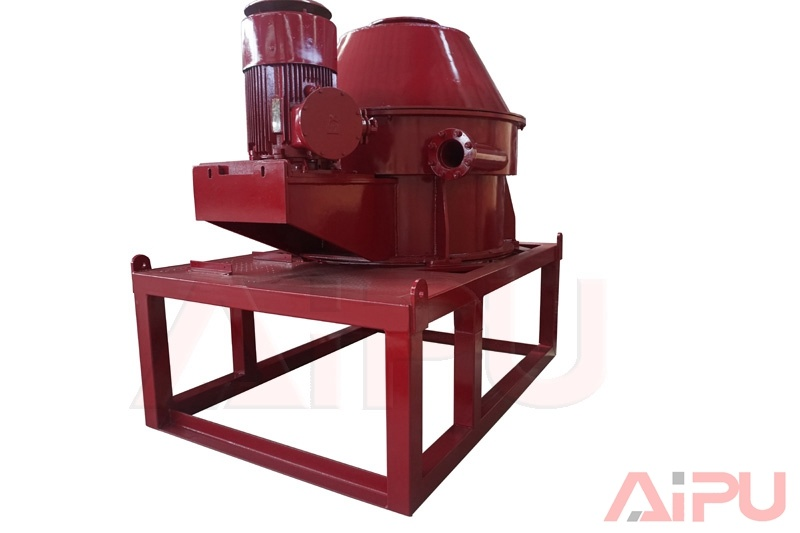 Apvcd900 Vertical Cutting Dryer in Waste Management