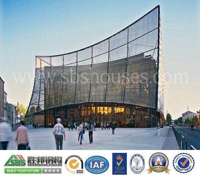 Prefabricated Steel Structure Movie Room