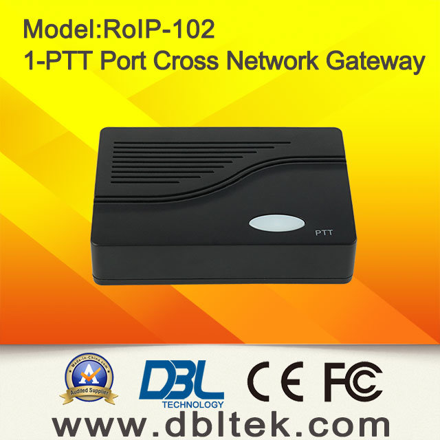 Radio Over IP Cross-Network VoIP Gateway RoIP-102