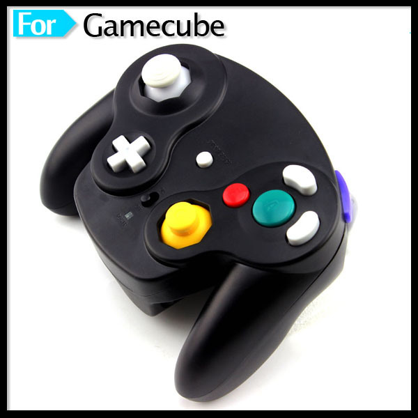 Gc Ngc for Gamecube Joystick Gamepad Controller 2.4G Wireless Game Accessories