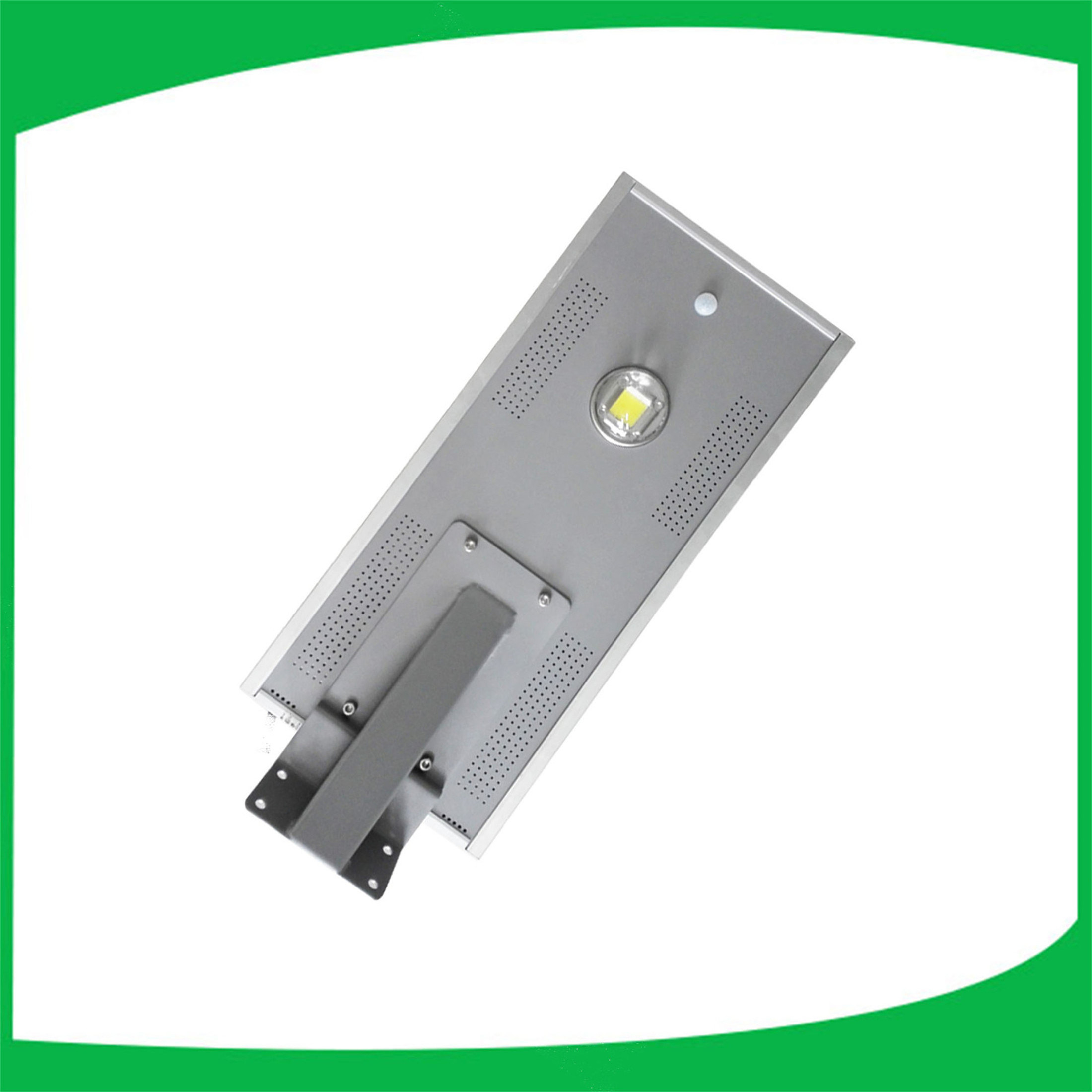 2017 New Design All in One Solar Street Light 18W