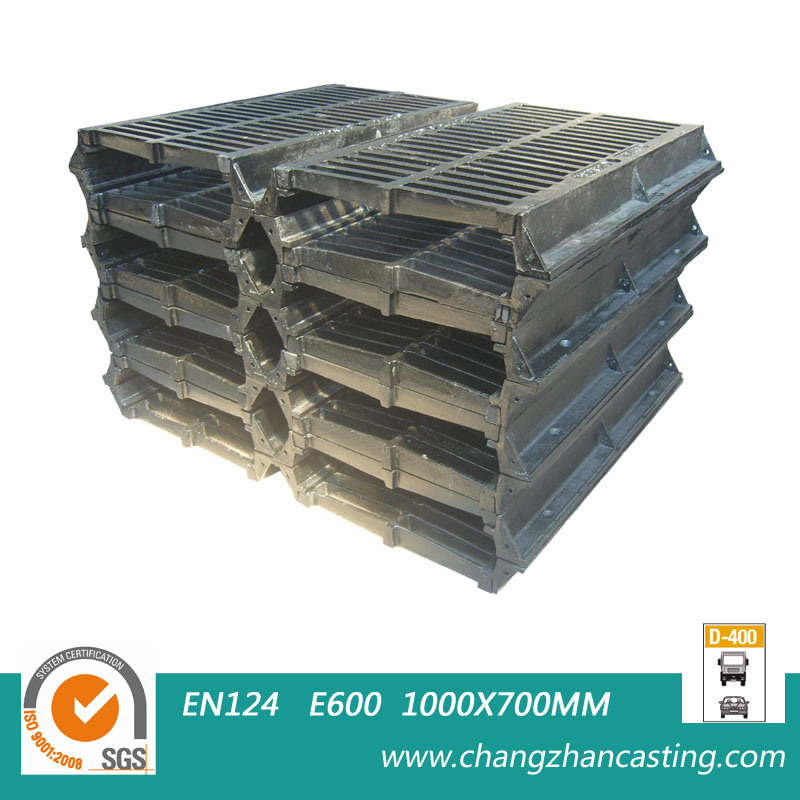 D400 Heavy Duty Ductile Iron Gully Gratings