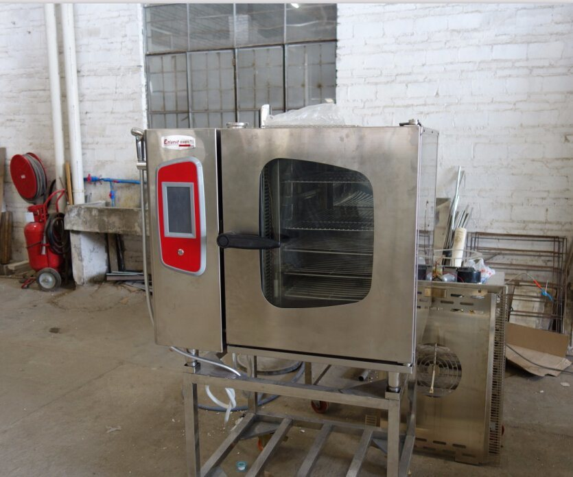Gas Combi Oven for Commercial Kitchen