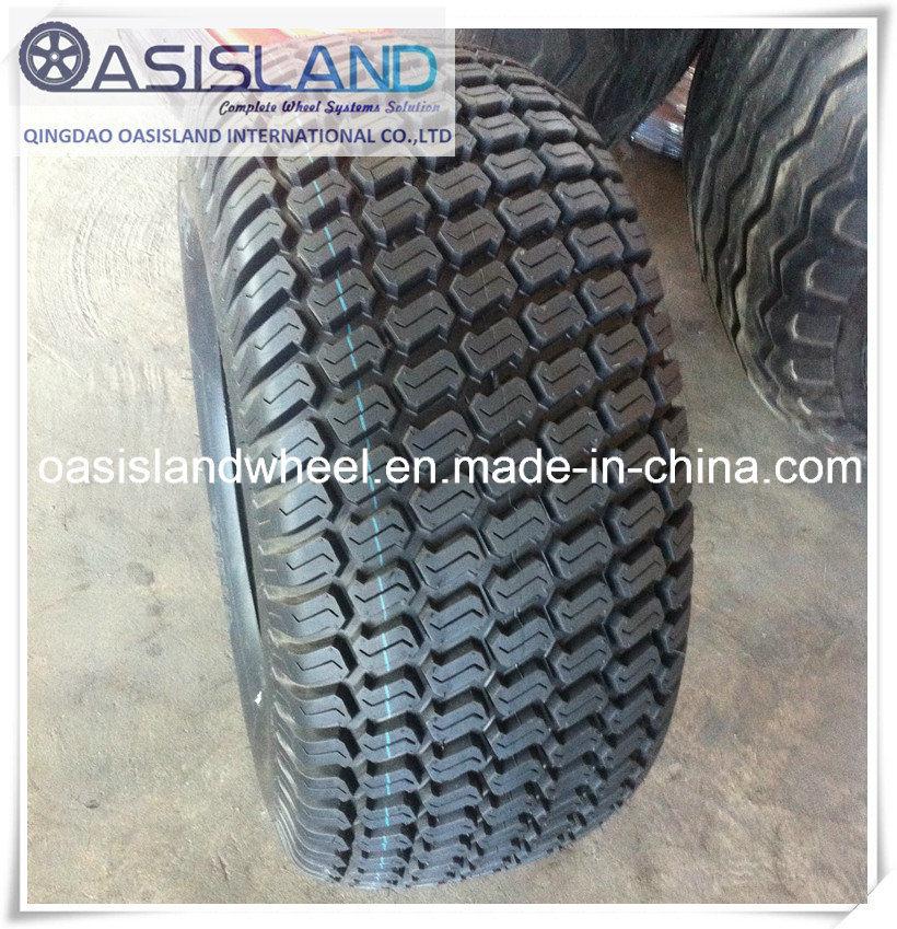 16X6.5-8 Turf Tire with Rim 8X5.375