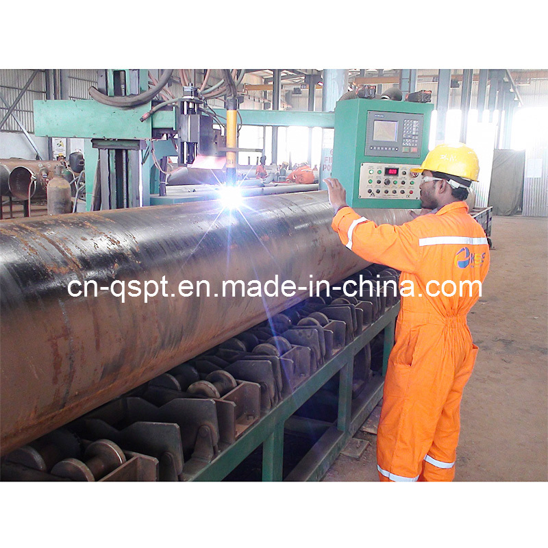 Pipe Plasma Cutting & Beveling Machine (Roller Bench Type)