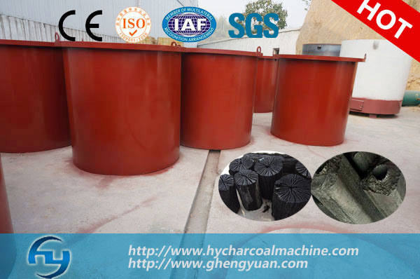 Excellent Quality Briquette Charcoal Carbonization Furnace