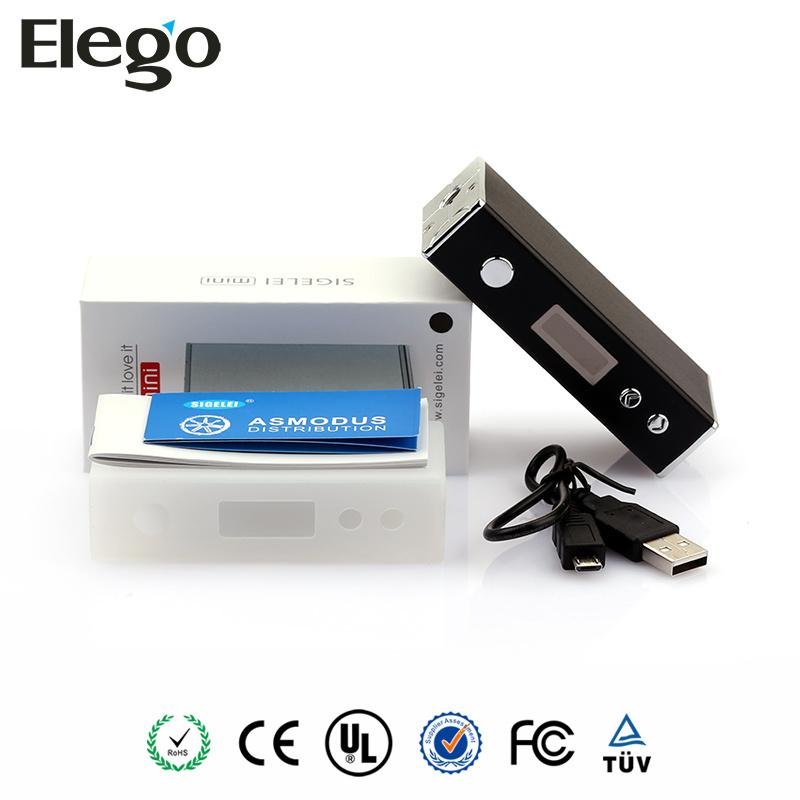 Sigelei Mini 30W E-Cigarette Box Mod with 18650 Battery