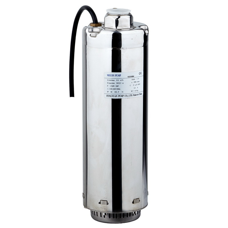 Stainless Steel Submersible Pump, Water Pump -CE Approved (MXS Series)