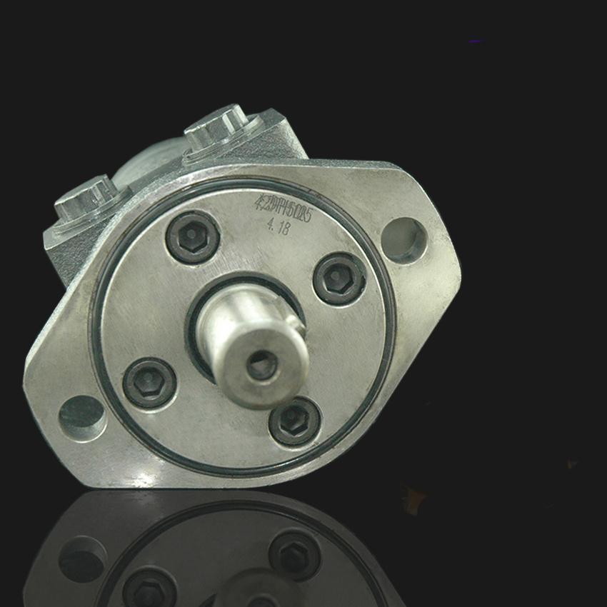 Wholesale Omph Hyd Motor 4-Bolt 25.4mm/25mm Hydraulic Drive Wheel Motor