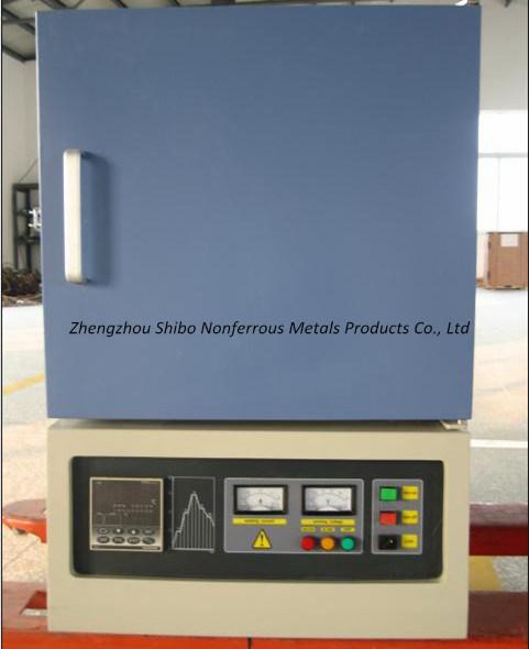 1400c High Temperature Laboratory Muffle Furnace, Heat Treatment Furnace