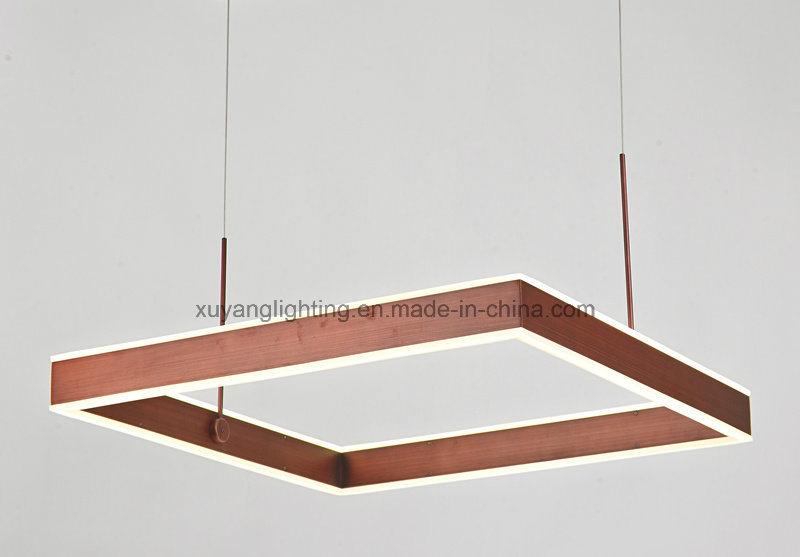 Good Sales Square Pendant Light for Decoration