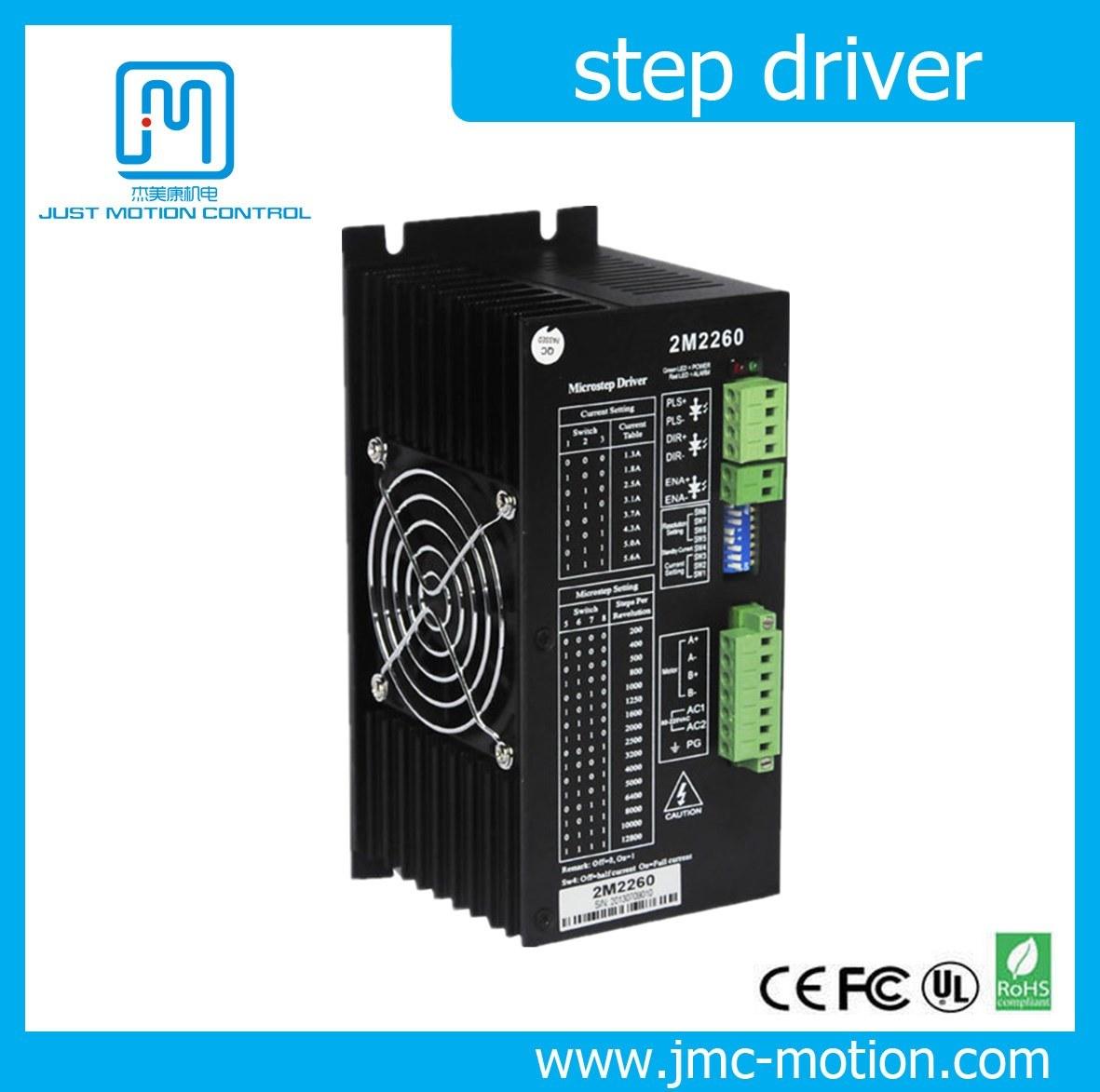 Power Step 2 Phase Stepper Motor Driver Kit 2m2260