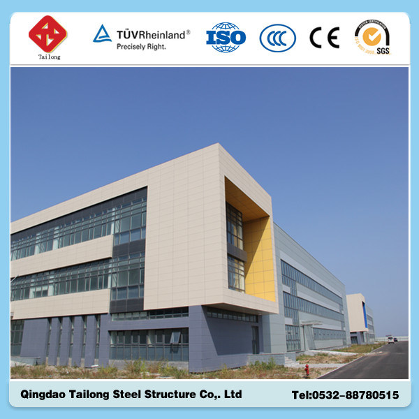 Pre-Made Agricultural Low Cost Steel Structure Building