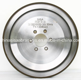 Sisa CBN Grinding Tools for Fuel Injector Port
