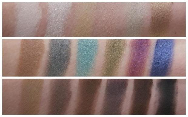 18 Colors Palette Eyeshadow Long-Lasting Eyeshadow The Balm Eyeshadow