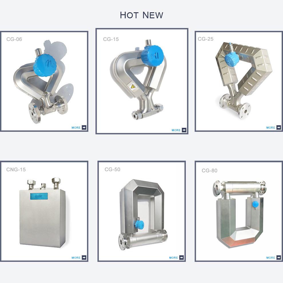 Coriolis Mass Flow Transmitter for Precise Metering