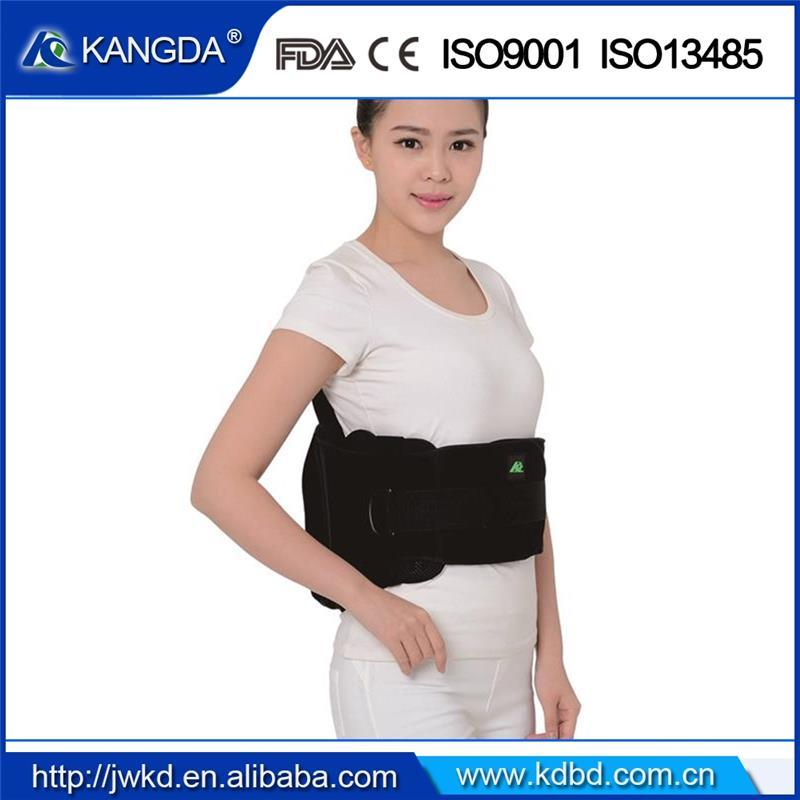 Orthopedic Spine Back Waist Lumbar Support Brace with Ce FDA ISO
