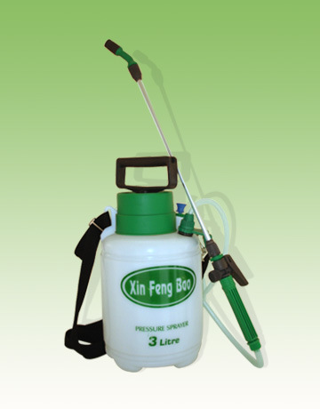 Audited Pressure Sprayer with CE  XFB (I) -3L
