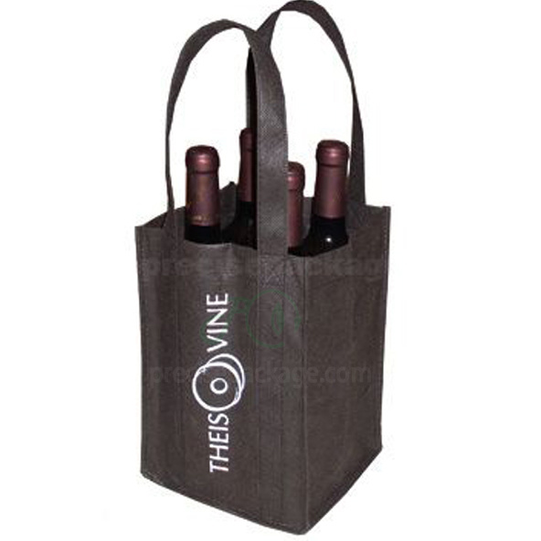 Non Woven Wine Bottle Holder Bag (PRB-005)