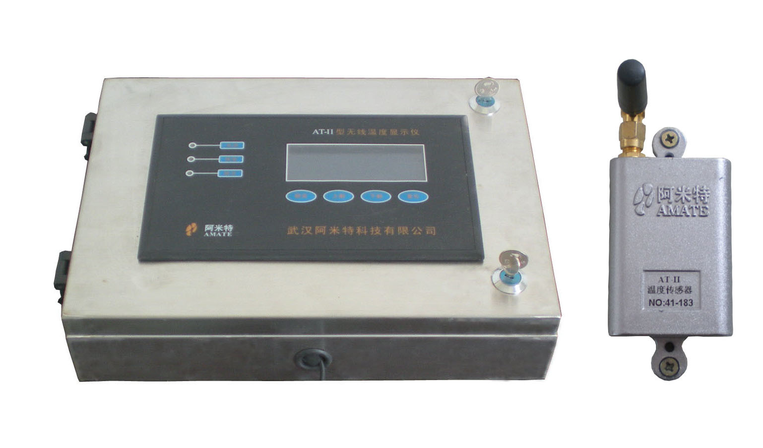 Climate Monitoring System : China wireless temperature monitoring system at ii