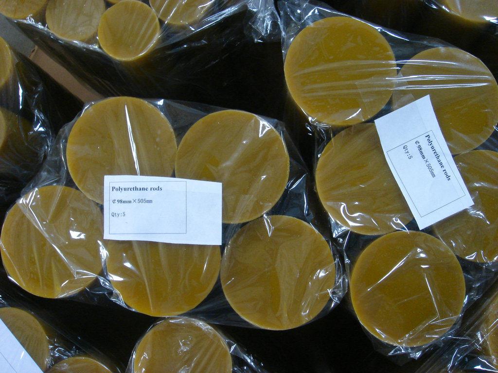 Polyurethane Rod, PU Rod Brown Color