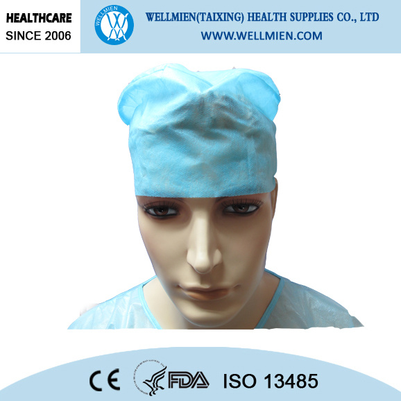 Disposable Medical Doctor Cap for Hospital