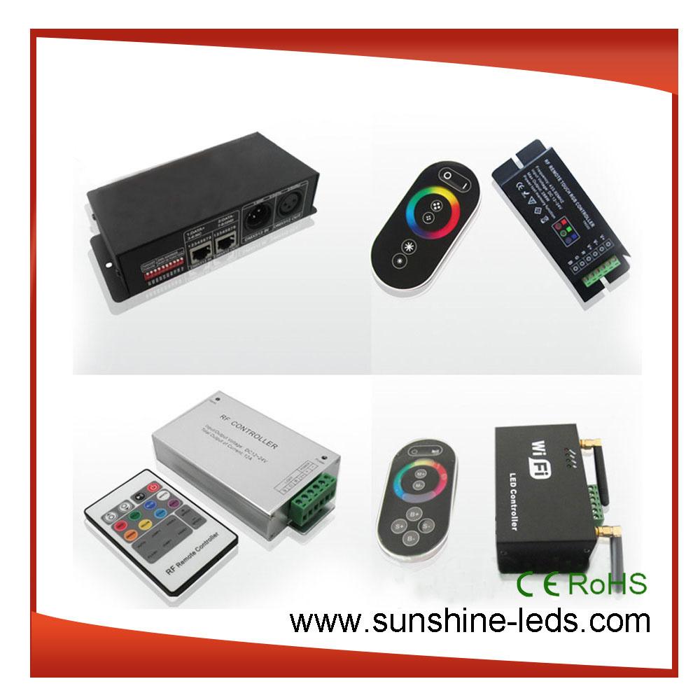 DMX 512 LED Controller, LED Decoder, LED Dimmer (CE RoHS)