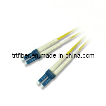 LC Fiber Optic Patch Cord (LC SM/MM fiber optical jumper)