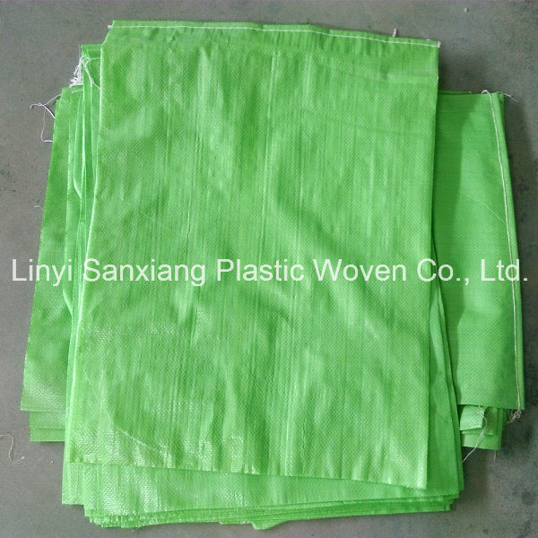 PP Woven Bag Use for Fertilizer, Feed, Rice, Corn, Flour