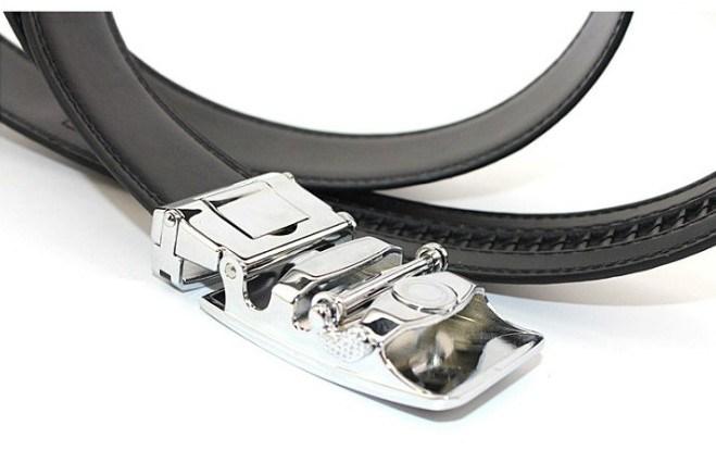 Leather Rathet Belts for Men (DS-170307)