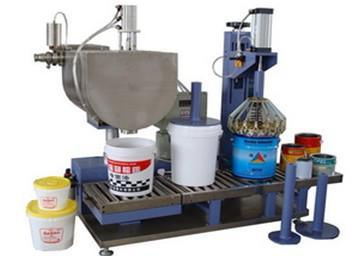 High Precise 200L Drum Filling Machine