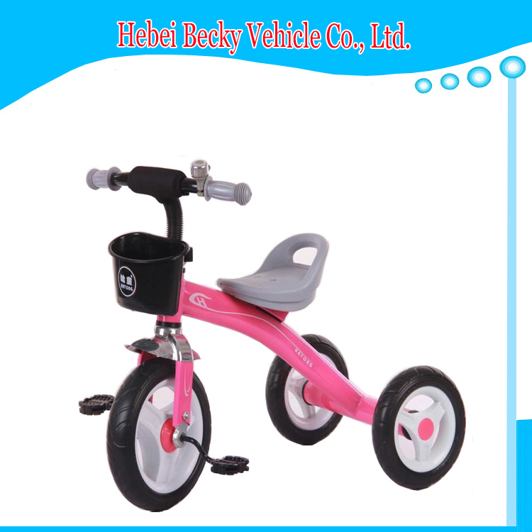 China Hot Sale Baby Tricycle Cheap Price Kids Tricycle Scooter