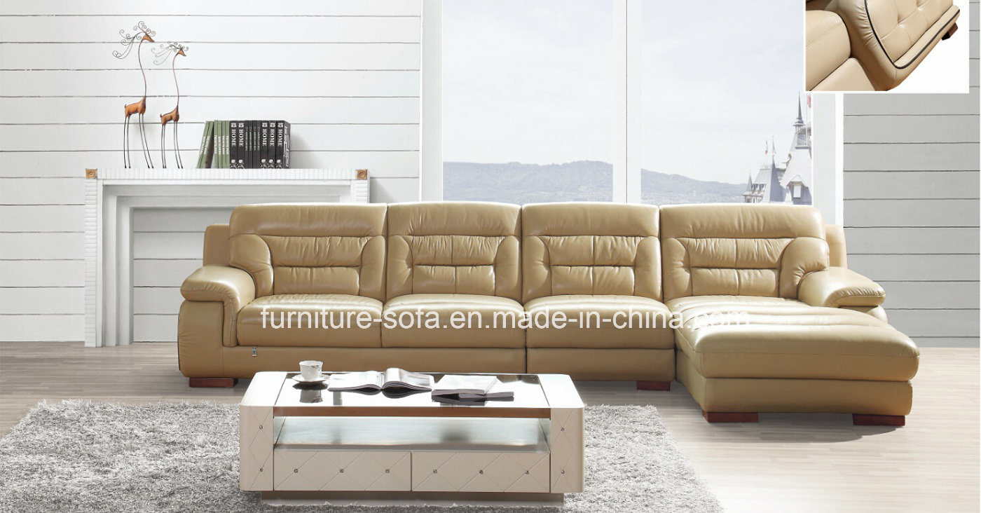 China Living Room Furniture Simple Design Sofa Set SO28