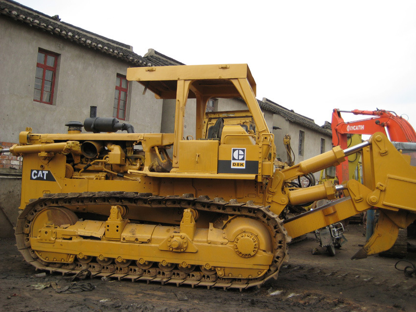 China Used Cat Bulldozer D8k 77v12229 Excavator Used