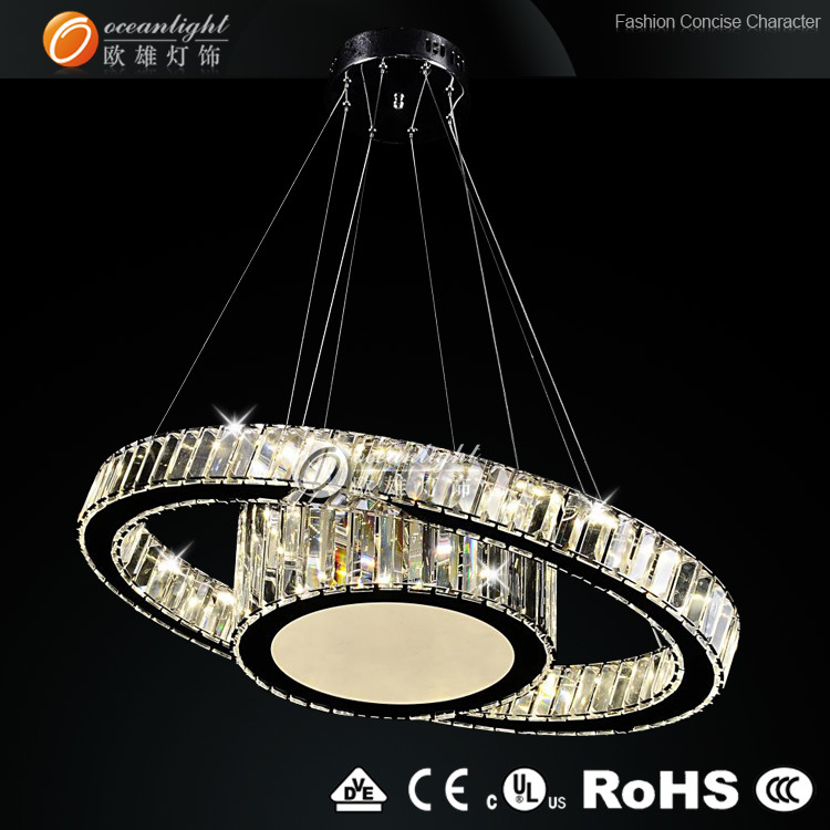 Chandelier Crystal Lighting, European Design Light, Hanging Lamp, Modern Crystal Chandelier
