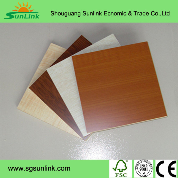 High Gloss UV MDF / MDF Acrylic Sheet for Decoration