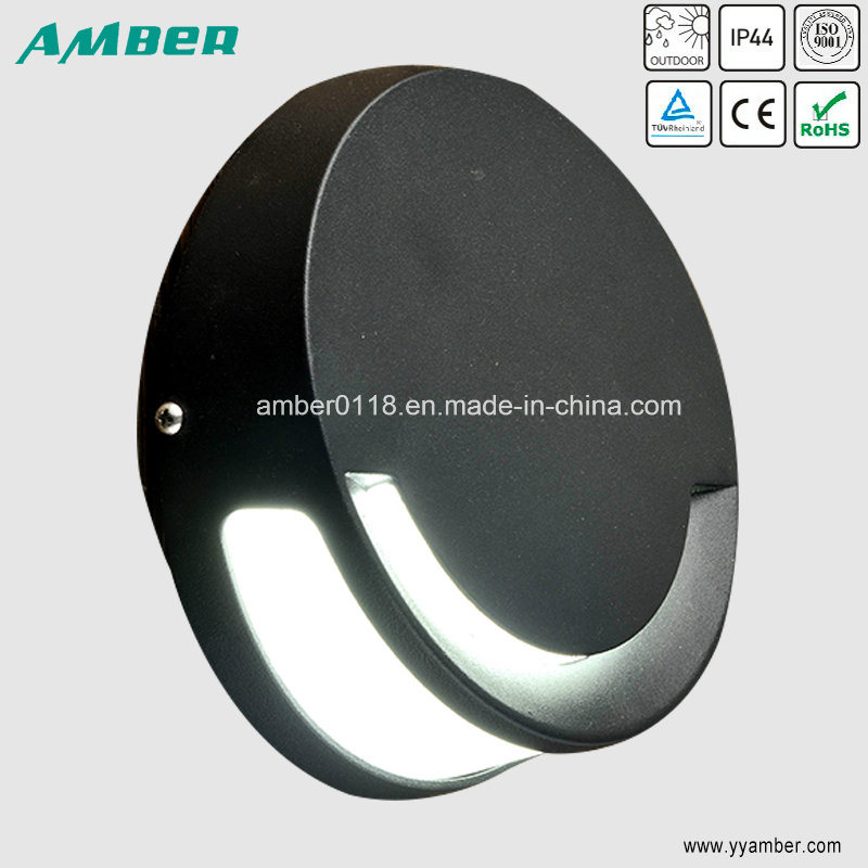 Round Downside 6W LED Wall Light with Ce Certificate