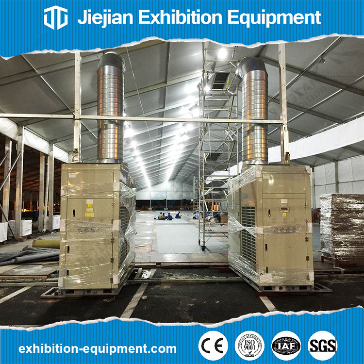 24ton Portable Air Conditioner, Outdoor Cooling Solution for Large Event Tent