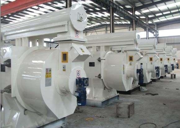 Factory Price Wood Pellet Making Machine