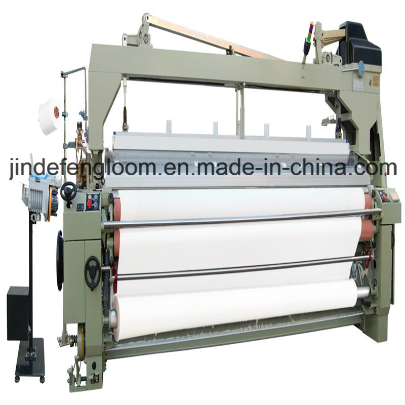 170cm Heavy Duty Water Jet Loom Machine with Double Nozzle