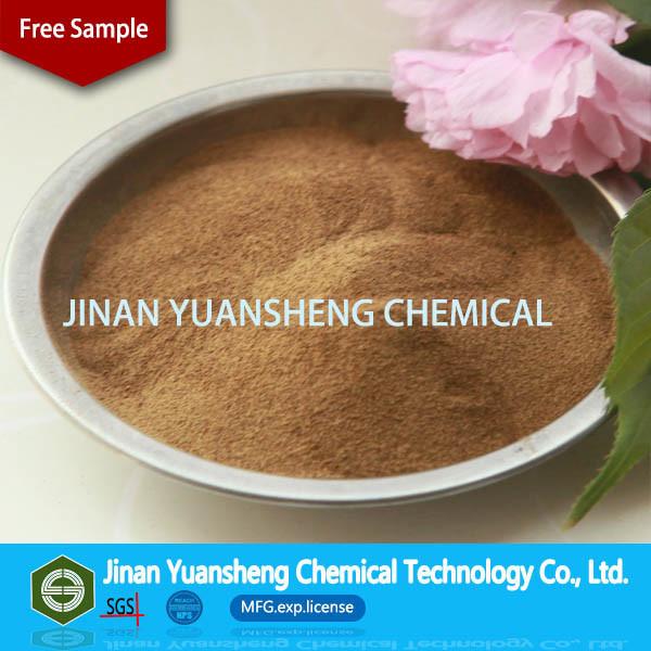 Cls Concrete Water Reducing Admixture Lignosulfonic Acid Sodium Salt