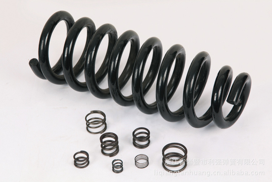 Auto Shock Absorber Coil Spring for BMW Automobile Suspension Part