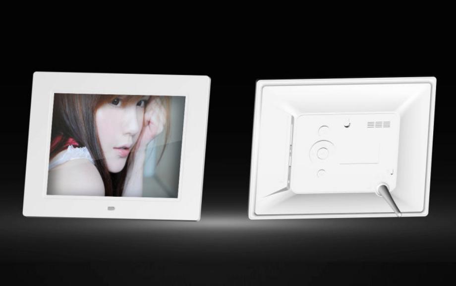 Wholesale Bulk Wall Mounted GIF LCD LED HD 8 Inch Digital Frame Digital Photo Frame Digital Picture Frame